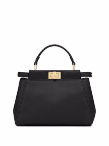 Fendi Peekaboo Mini Satchel